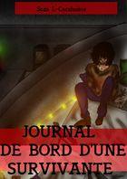 Journal de bord d'une survivante : Chapter 1 page 1