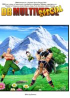 DBM U3 & U9: Una Tierra sin Goku : Chapter 17 page 1