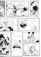 DBM U3 & U9: Una Tierra sin Goku : Chapter 17 page 8