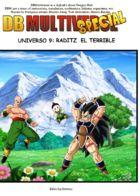 DBM U3 & U9: Una Tierra sin Goku : Capítulo 17 página 1