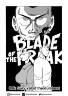 Blade of the Freak : Capítulo 6 página 1