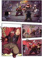 Hemisferios : Capítulo 4 página 16
