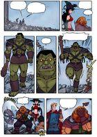Hemisferios : Capítulo 4 página 28