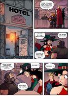 Hémisphères : Chapitre 4 page 1