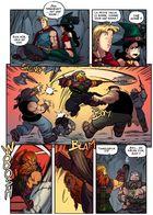 Hémisphères : チャプター 4 ページ 17