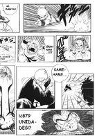 DBM U3 & U9: Una Tierra sin Goku : Capítulo 18 página 15