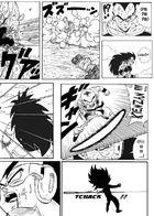 DBM U3 & U9: Una Tierra sin Goku : Глава 18 страница 27