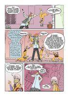 Le fléau de l'empereur : Chapitre 3 page 9