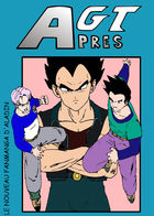 DRAGON BALL APRES GT : Chapter 1 page 2