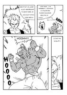 DRAGON BALL APRES GT : Chapter 4 page 8
