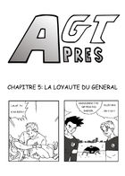DRAGON BALL APRES GT : Chapter 5 page 1