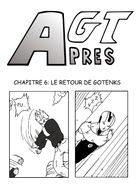 DRAGON BALL APRES GT : Chapter 6 page 1
