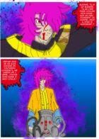 Saint Seiya Arès Apocalypse : Chapitre 10 page 15