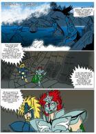 Saint Seiya Arès Apocalypse : Chapitre 10 page 3