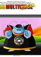 DBM U3 & U9: Una Tierra sin Goku : Capítulo 19 página 1