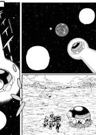DBM U3 & U9: Una Tierra sin Goku : Chapitre 19 page 21