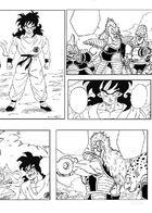 DBM U3 & U9: Una Tierra sin Goku : Chapitre 19 page 23