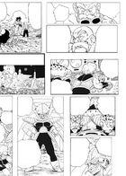 DBM U3 & U9: Una Tierra sin Goku : Capítulo 19 página 28