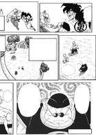 DBM U3 & U9: Una Tierra sin Goku : Chapitre 19 page 29