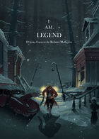 I Am Legend : Chapter 1 page 1