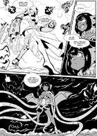 Monster girls on tour : Capítulo 9 página 36