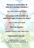While : Chapitre 12 page 21