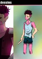 MCU - My Characters Universe : Chapitre 3 page 3