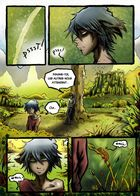 Green Slave : Chapter 8 page 1