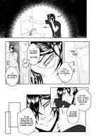 L'amour derriere le masque : Chapter 11 page 3