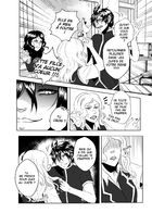 L'amour derriere le masque : Chapter 11 page 8