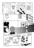 L'amour derriere le masque : Chapter 11 page 12