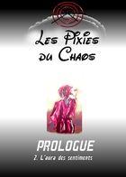 Les Pixies du Chaos (version BD) : Chapter 1 page 5
