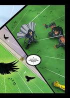 Saint Seiya - Black War : Chapitre 18 page 17