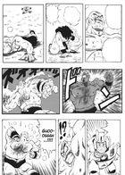 DBM U3 & U9: Una Tierra sin Goku : Chapter 21 page 28