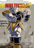DBM U3 & U9: Una Tierra sin Goku : Capítulo 21 página 1