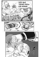 DBM U3 & U9: Una Tierra sin Goku : Capítulo 21 página 8