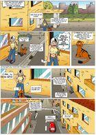 Pussy Quest : Capítulo 1 página 3