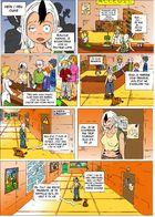 Pussy Quest : Capítulo 1 página 6