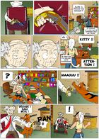 Pussy Quest : Chapitre 1 page 9