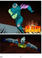 The supersoldier : Chapitre 8 page 13