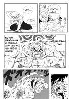 DBM U3 & U9: Una Tierra sin Goku : Capítulo 22 página 16