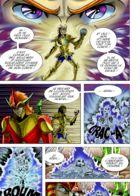 Saint Seiya - Avalon Chapter : Chapter 6 page 7