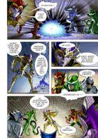 Saint Seiya - Avalon Chapter : Chapter 6 page 8