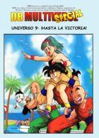 DBM U3 & U9: Una Tierra sin Goku : Capítulo 23 página 1