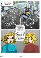 Sentinelles la quête du temps : Chapitre 5 page 17