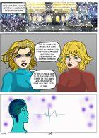 Sentinelles la quête du temps : Chapitre 5 page 28