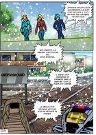 Sentinelles la quête du temps : Chapitre 5 page 34