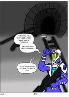 Sentinelles la quête du temps : Chapitre 5 page 35