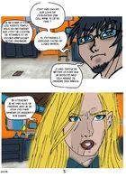 Sentinelles la quête du temps : Chapitre 5 page 7