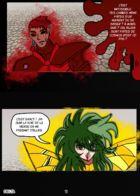 Saint Seiya Arès Apocalypse : Chapitre 14 page 12